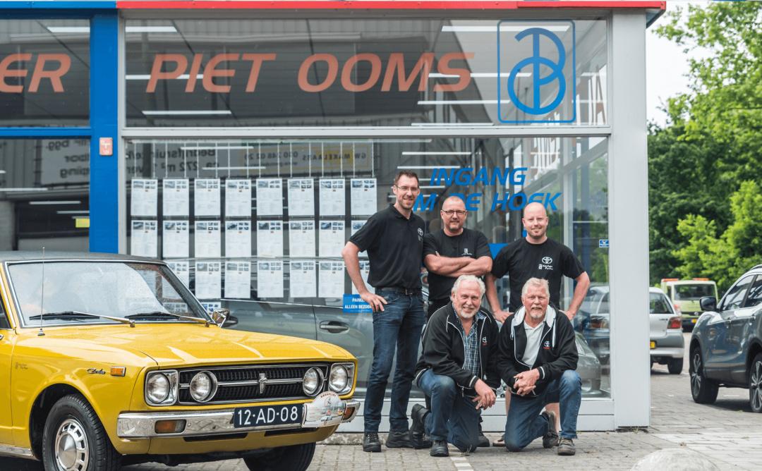 Auto Center Piet Ooms-Vlaardingen